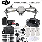 DJI Mavic Pro Platinum FLY MORE COMBO Collapsible Quadcopter Travel Bag Starters Bundle