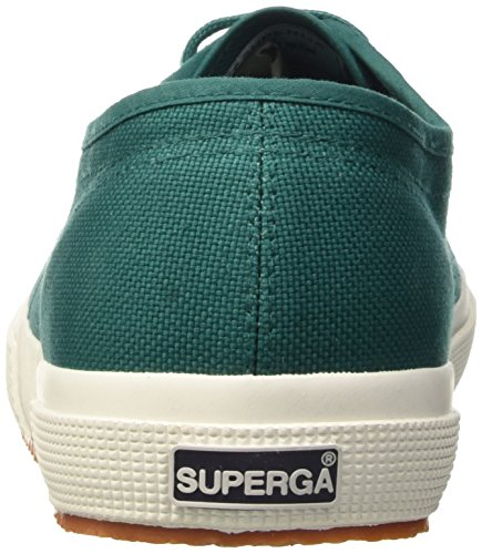 Teal 2750 Unisex Verde Green Adulto Sneakers Superga Classic Cotu wvZq4HR