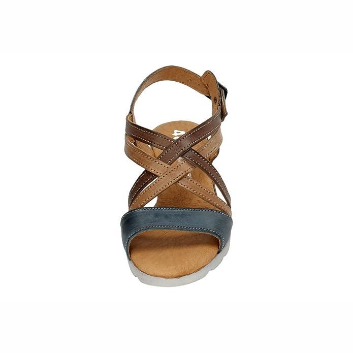 4ce30150 48 HORAS 814505/22 CUÑA con Planta Gel Mujer Sandalias TACÓN: Amazon.es:  Zapatos y complementos