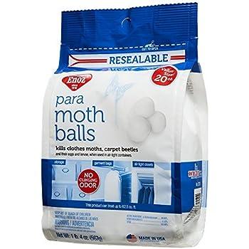 Amazon Com Enoz Para Moth Balls 20 Oz Bag 1 Home