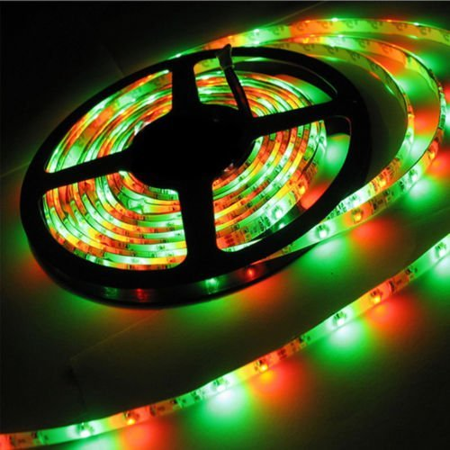 LED-Flexible-Strip-LightsStrip-LightseconoLED-164ft-300leds-5m-Waterproof-Adhesive-Light-Strips-RGB-Color-Changing-Smd-3528-ribbon-Kit-with-44key-Remote-with-Power-Supply
