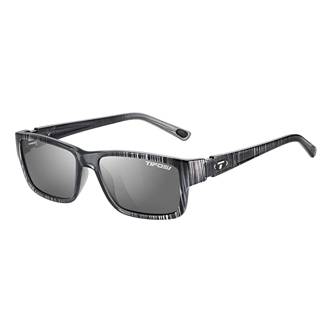 1fcfb65d1edc Amazon.com: Tifosi Optics Jet FC Sunglasses Gloss Black/Smoke, One Size -  Men's: Clothing