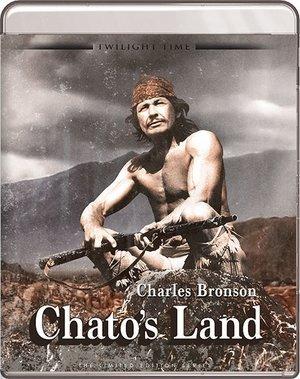 Chato's Land - Twilight Time [Blu ray] [1972]