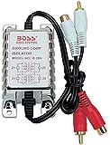 BOSS Audio B25N Ground Loop Isolator Noise Filter