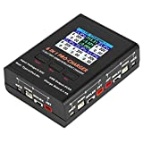 Lithium Battery Charger, Rcharlance 6 in 1 Charger 1S LiPO/LiHv Battery Charger