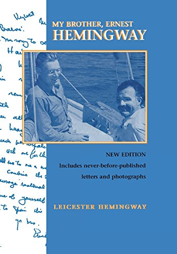My Brother, Ernest Hemingway