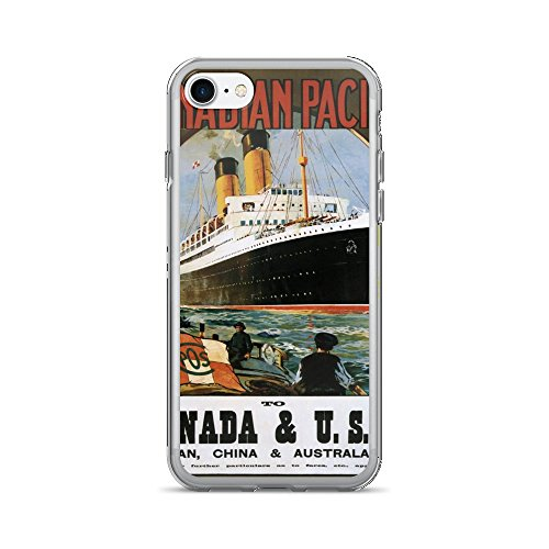 vintage-poster-canadian-pacific-cruises-iphone-7-case