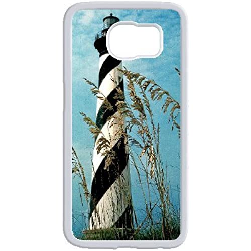 [BDcase]-Lighthouse Series of Pattern on Samsung Galaxy S7 Hard Back Phone Case with White Sales