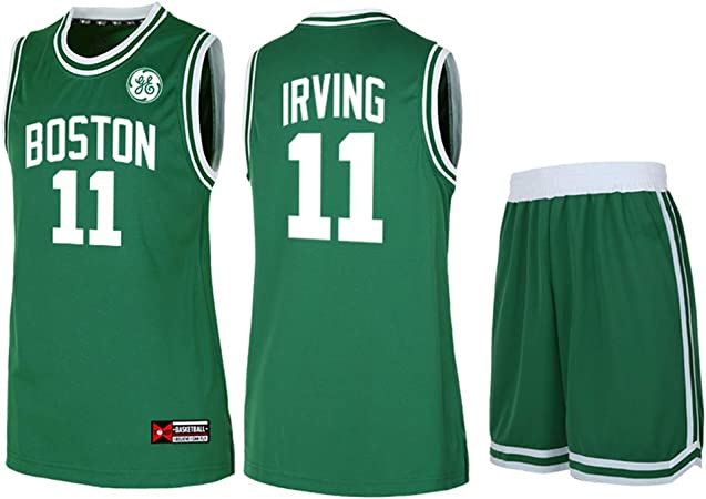 Boston Celtics 11 - Camiseta de Baloncesto para Hombre ...
