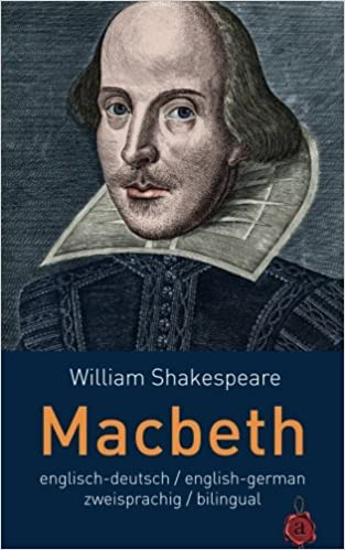 Macbeth (Deutsch/English) (German Edition)