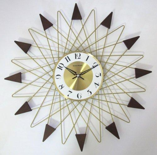 Telechron Banker Clock, - Clock Bankers