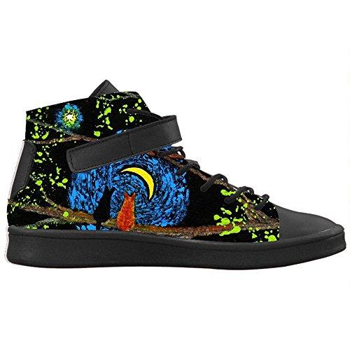 Dalliy s¨¹?e katze Mens Canvas shoes Schuhe Footwear Sneakers shoes Schuhe D