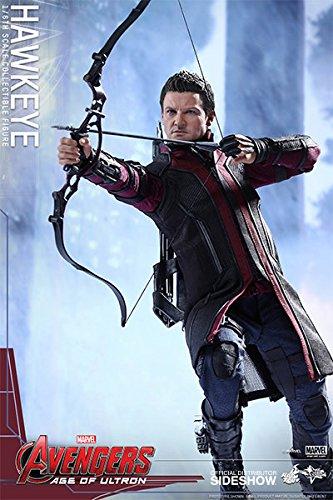 Disney Hot Toys 1:6 Scale Avengers Age of Ultron Hawkeye Figure