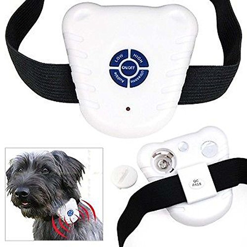 Dog Anti Bark No Stop Barking Control Collar Train Device (Train Device)