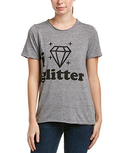 I Heart Glitter SS Tee (M) Ss Glitter