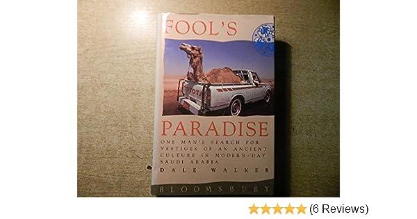 Fools Paradise Dale Walker 9780747502982 Amazon Books