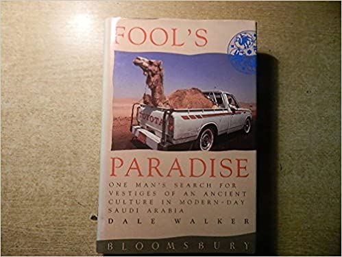 Fool S Paradise Dale Walker 9780747502982 Amazon Com Books