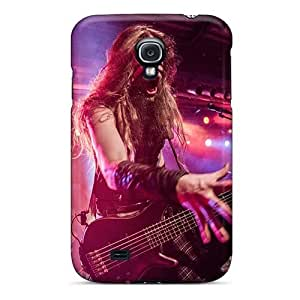 High Quality Hard Cell-phone Case For Samsung Galaxy S4 (Gpk2798tBJC) Customized Realistic Ensiferum Band Pictures