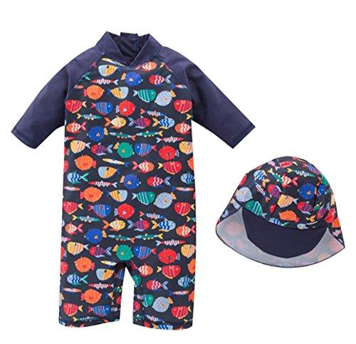 TAIYCYXGAN Baby Boys Swimsuit Toddlers Sun