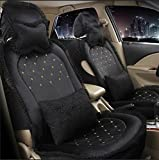 Breathable Fit Universal Car seat covers 5 seats to stop