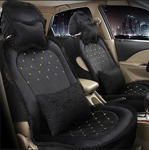 Breathable Fit Universal Car seat covers 5 seats to stop by YAOHAOHAO