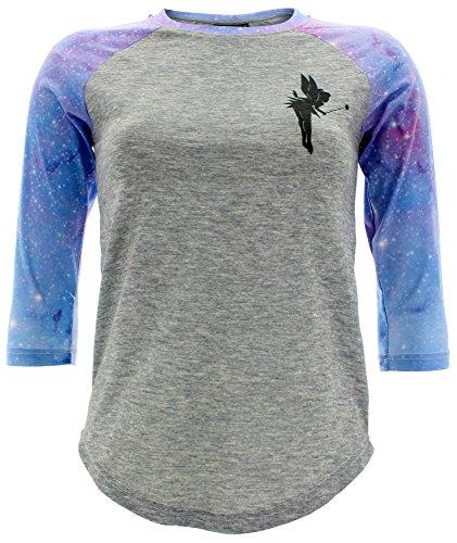 Cosmic - Camiseta de manga larga - Manga Larga - para mujer gris