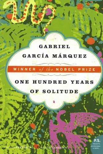 One Hundred Years of Solitude (Harper Perennial Modern Classics) (Two Straight Lines)