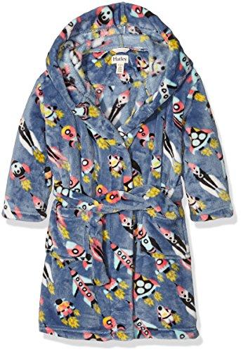 Hatley Boys Fuzzy Fleece Robe