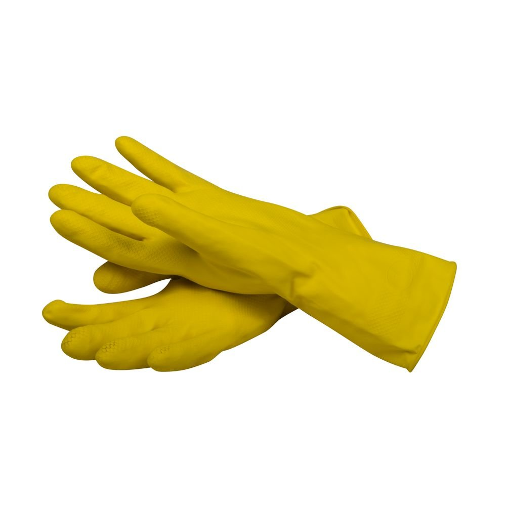 San Jamar 620-L Latex Flock Lined Glove (Pack of 12)
