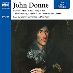 The Great Poets: John Donne Audiobook
