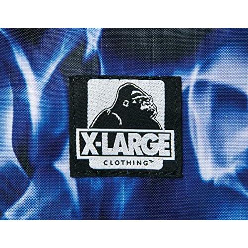 XLARGE 3WAY BLUE FIRE BAG BOOK 画像 D