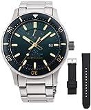 [オリエント時計] 腕時計 オリエントスター スポーツ ダイバー Diver 200m防水本格ダイバー(ISO準拠) シリコンバンド付 パワーリザーブ50時間搭載 RK-AU0307E メンズ