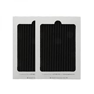 2 Replacement Frigidaire Pure Air Ultra Refrigerator Air Filters, Also Fits Electrolux, Compare to Part # EAFCBF PAULTRA 242061001