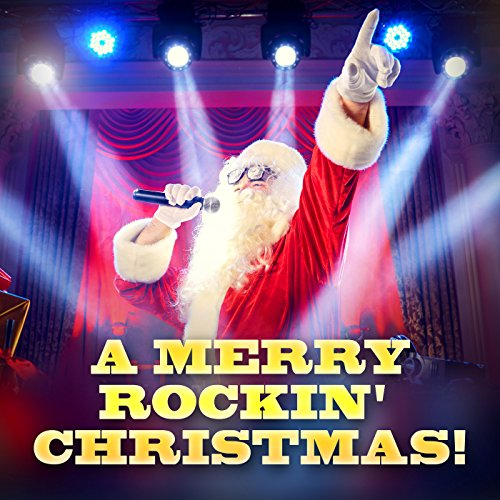A Merry Rockin' Christmas! by Various artists on Amazon Music ...