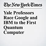 Yale Professors Race Google and IBM to the First Quantum Computer | Cade Metz