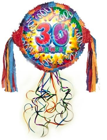 Explosión de cumpleaños trigésimo cumpleaños Tire de cadena ...