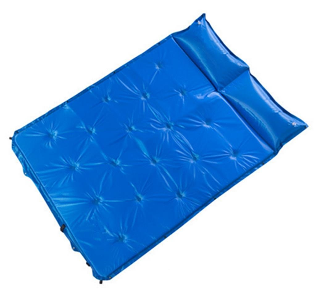 DZW Feuchtigkeit Kissen können automatisch aufblasbare Isomatte Pads gegenseitig sein buchstabiert Outdoor Camping Ausrüstung Wassermann doppelte Luftkissen
