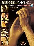 Basics in Rhythm (Meredith Music Series) Bk/online audio