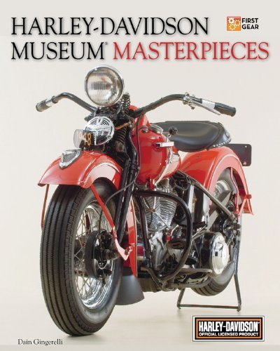 Harley Davidson Museum - Harley-Davidson Museum Masterpieces (First Gear) by Gingerelli, Dain (2010) Paperback