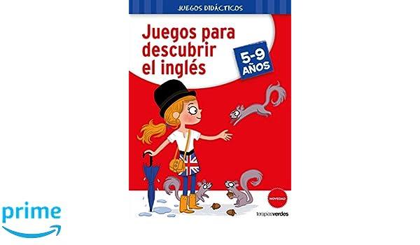 Juegos para descubrir el inglés Terapias Juegos Didácticos: Amazon.es: J. L., LEBRUN, SANDRA CARON: Libros