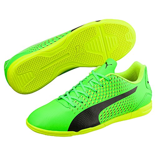 Boots Iii PUMA It GECKO BLACK GREEN Puma SAFETY Football Adreno Women's gqqwEX