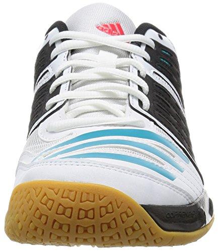 Essence Ftwbla 12 negbas De Verimp Verde Chaussures Handball Adidas Femme Negro Blanco Multicolore FqCU4d1x
