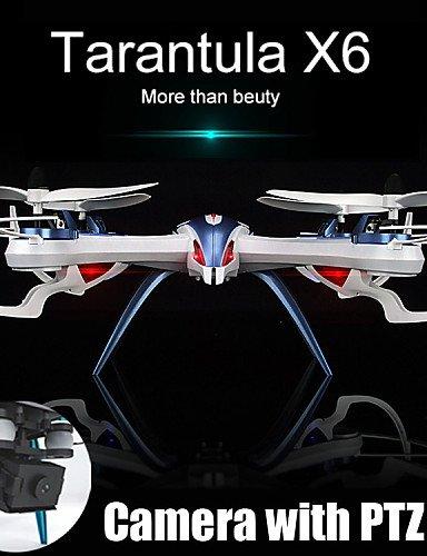 Jjq Yi Zhan x6 Drone con cámara de 2.0 MP 4 CH Big Modo sin Cabeza ...