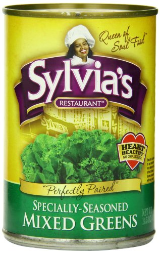 Sylvias Collard Greens Ounce Packages product image