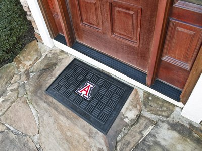 (Fanmats Arizona State Medallion Door Mat)