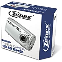 Zenex ZN-DC5310 5MP Digital Camera with 4x Digital Zoom (White)