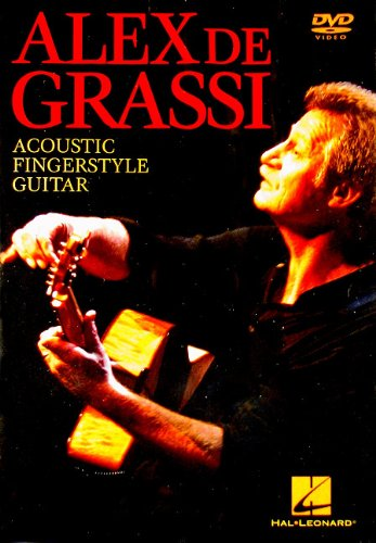 Fingerstyle Guitarist Dvd (Acoustic Fingerstyle Guitar)