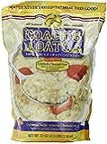 Coach's Oats 100% Whole Grain Oatmeal, Family Value Size 2 Pack ( 4.5 lbs Each ) S-Coach-NP
