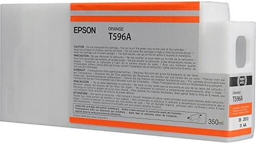 Epson C13T596A00 - Cartucho de tinta, naranja: Epson: Amazon.es: Oficina y papelería