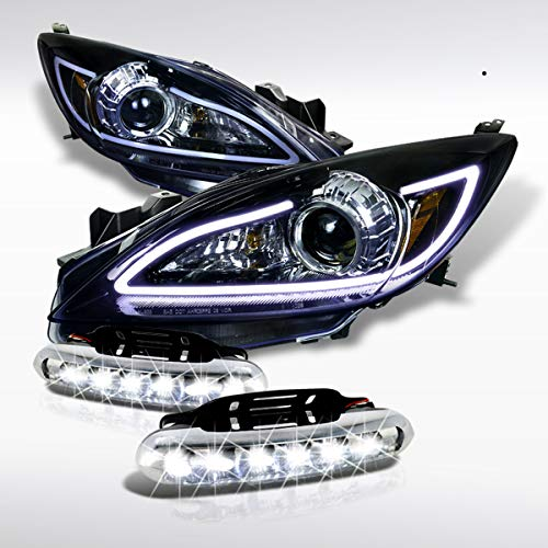 Mazdaspeed 3 Oem Led Tail Lights in US - 7